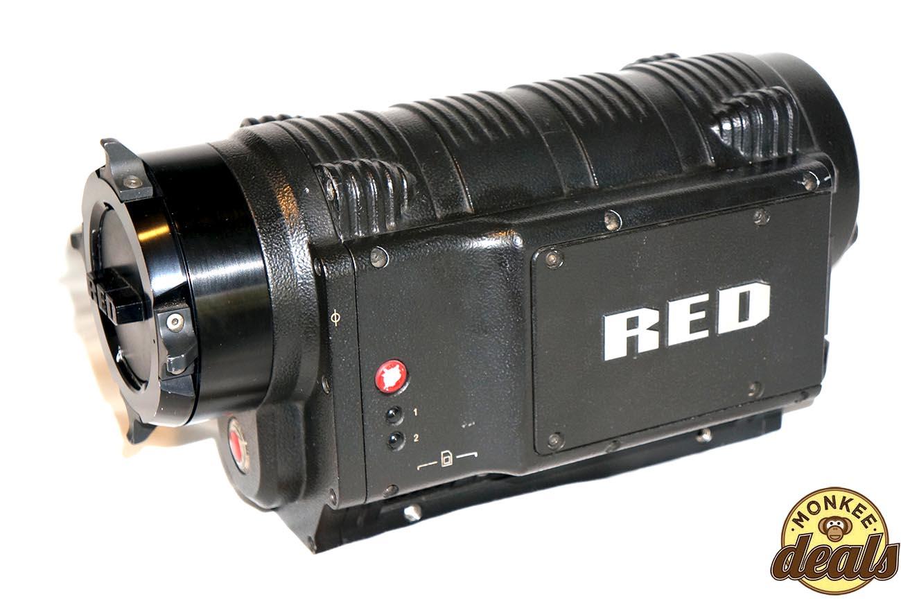 RED One 4K Digital Cinema Camera – CF – PL Mount – 90 Day ...