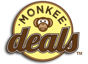 Monkee Deals! Logo