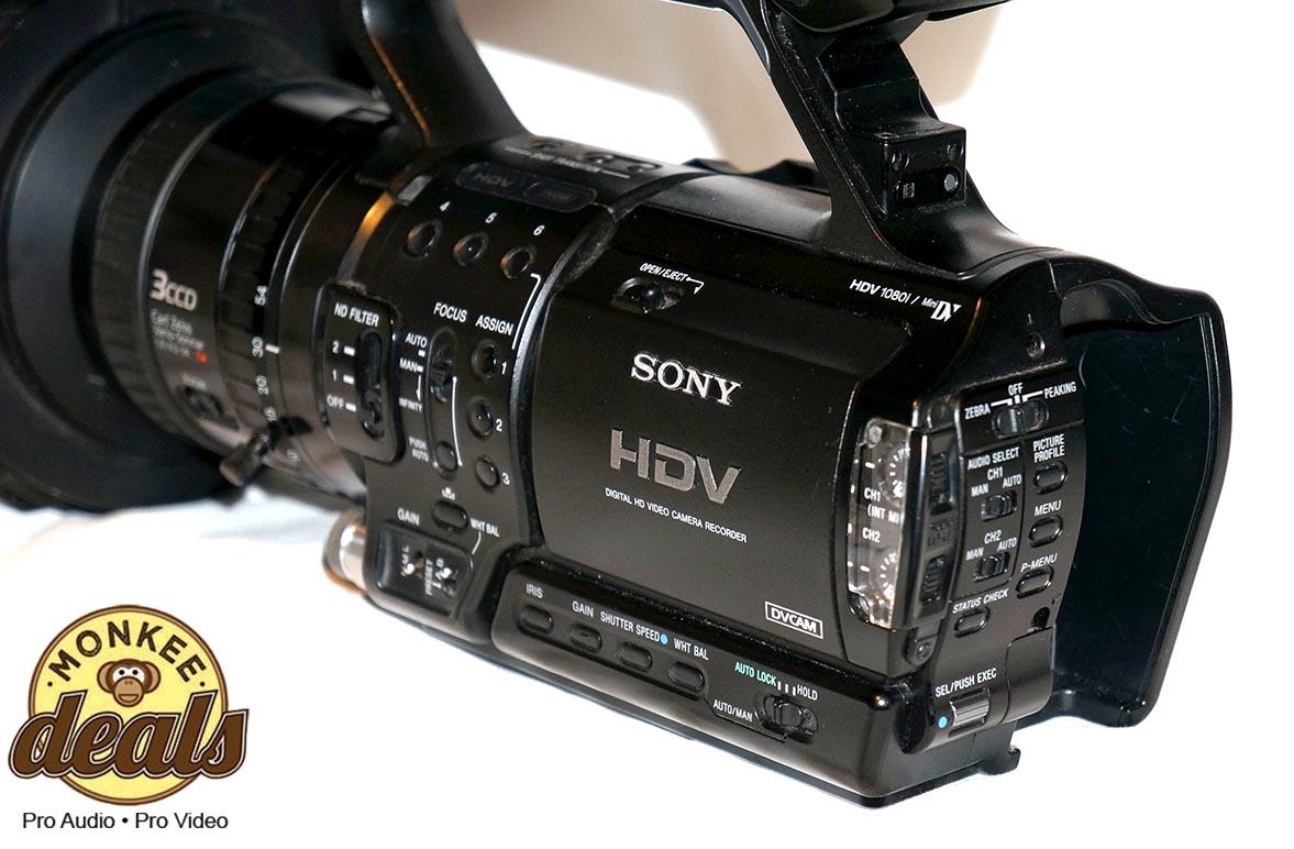 Sony Hvr