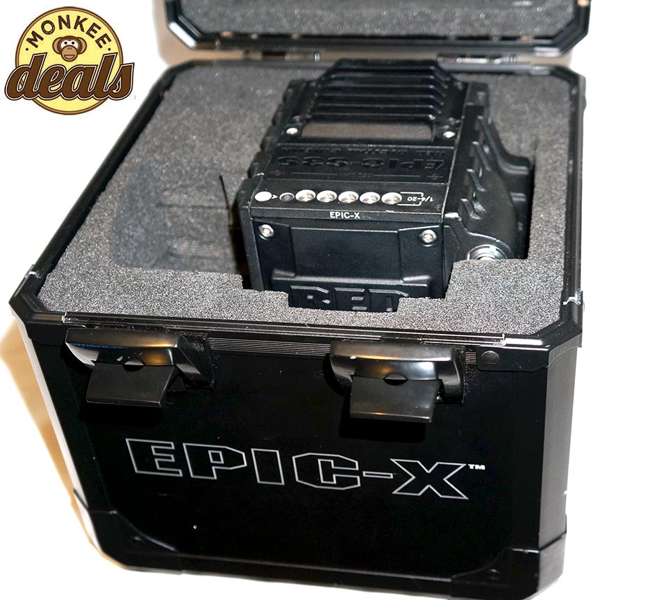 Red epic deals