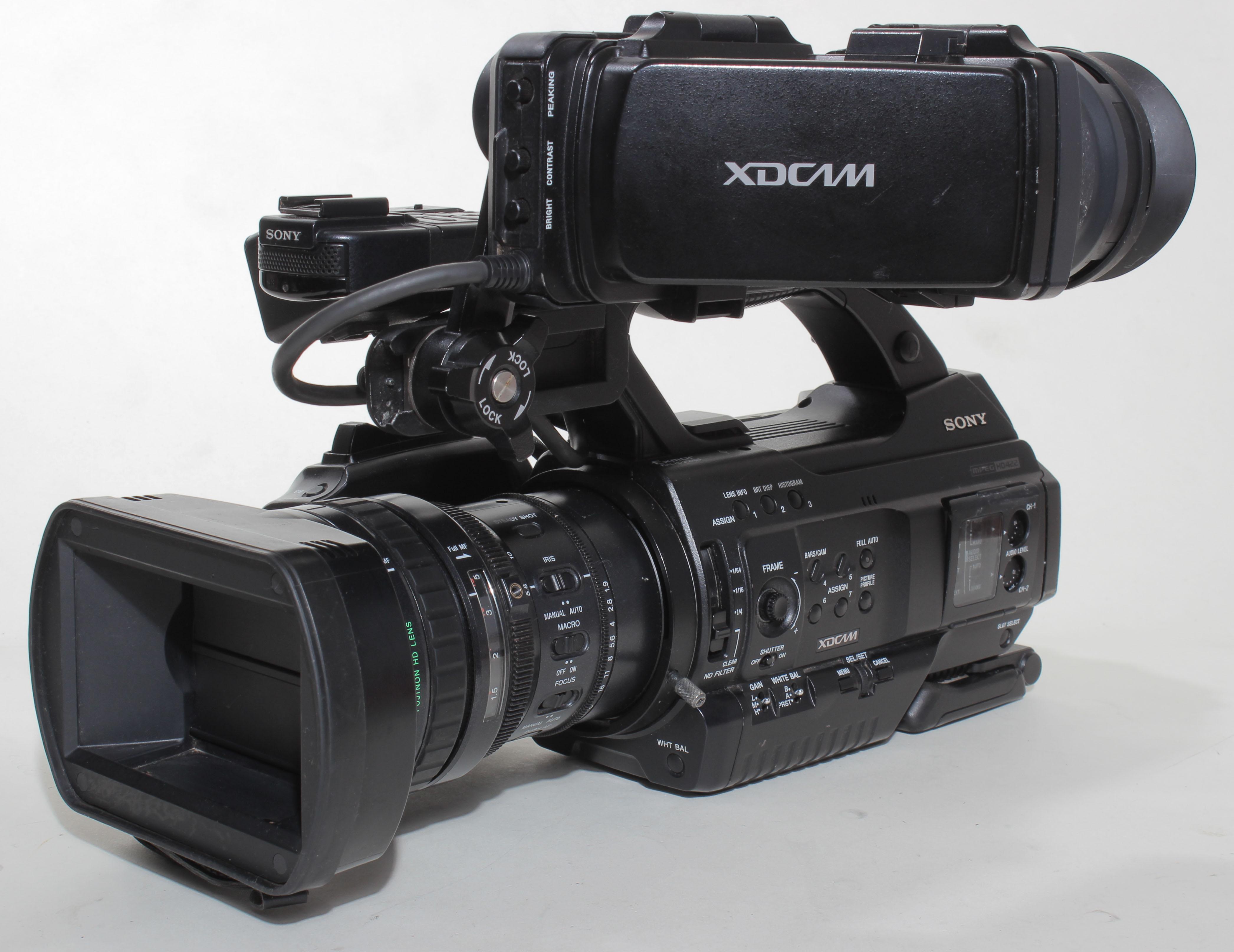 Sony PMW 300 1/2