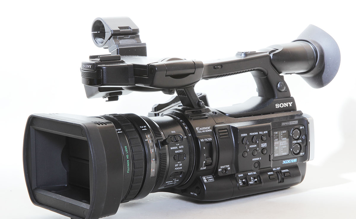 Sony PMW-200 XDCAM HD422 Camcorder PMW200 - 90 Day Warranty!